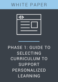 Guide to Selecting Curriculum to Support PL Phase 1