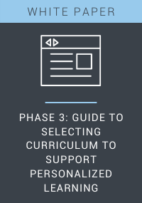 Guide to Selecting Curriculum to Support PL Phase 3 Resource LP Cover