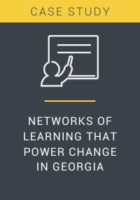 Networks of Learning That Power Change in Georgia