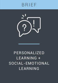 Personalized Learning + Social-Emotional Learning Resource LP Cover