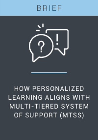 Personalized Learning and MTSS Resource LP Cover