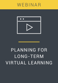 Planning for Long-term Virtual Learning