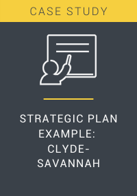 Strategic Plan - Clyde-Savannah CSD Resource LP Cover