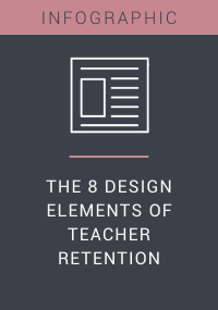 The 8 Design Elements of Teacher Retention Resource LP Cover