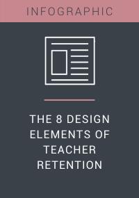 The 8 Design Elements of Teacher Retention Resource LP Cover