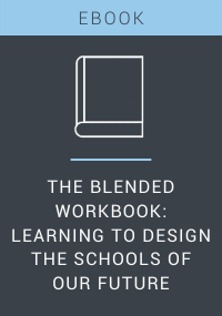 The Blended Workbook Learning to Design the Schools of Our Future Resource LP Cover