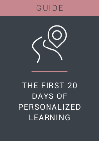The First 20 Days of Personalized Learning Resource LP Cover