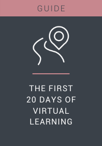 The First 20 Days of Virtual Learning Resource LP Cover