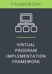 Virtual Program Implementation Framework Resource LP Cover