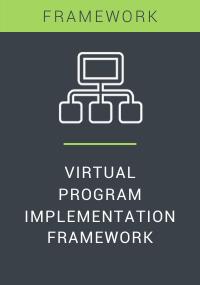 Virtual Program Implementation Framework Resource LP Cover