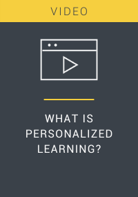 What is Personalized Learning Resource LP Cover