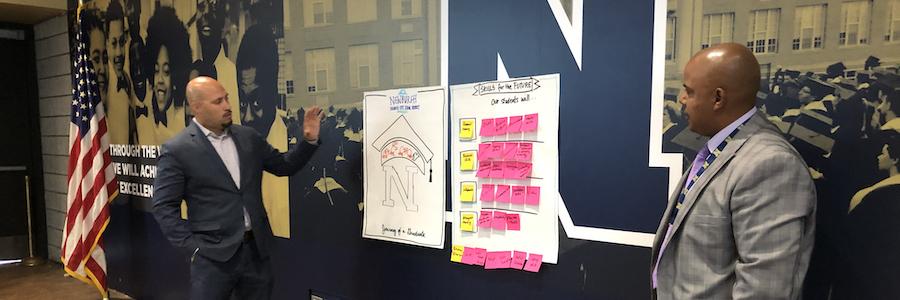 Newburgh Schools Prepare to Go Beyond 2020