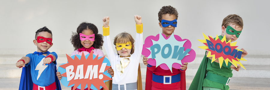 Three Steps to Selecting Your Superhero Strategic Planning Team Blog Header