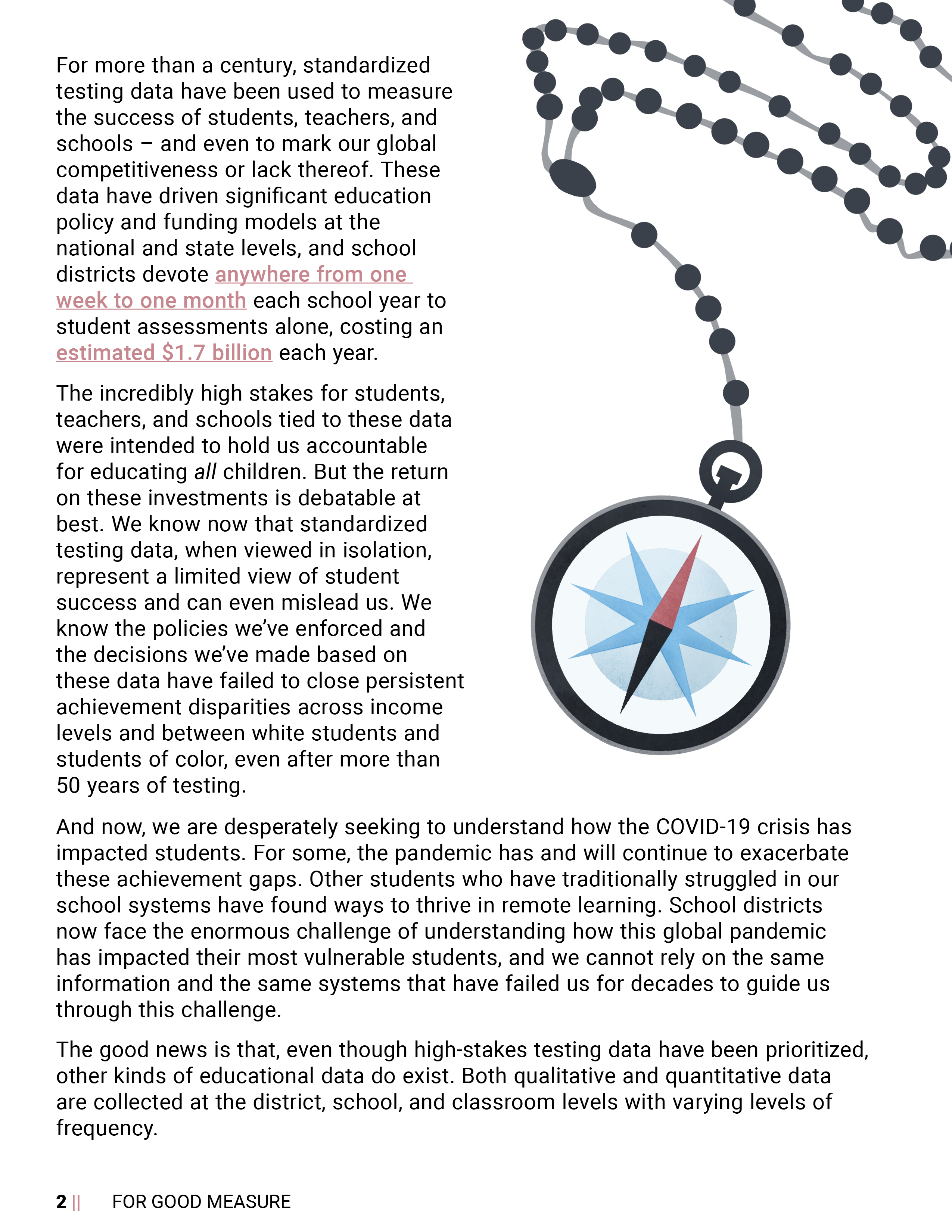 For Good Measure - Data Culture Guide page 2