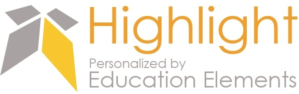 Highlight, our personalized learning platform