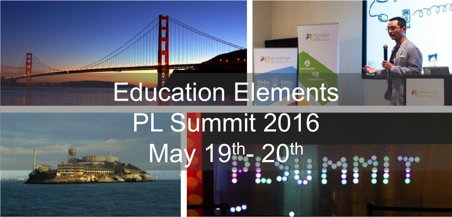 Make Personalized Learning Stick: Sunshine, Summit and Sparks of Inspiration