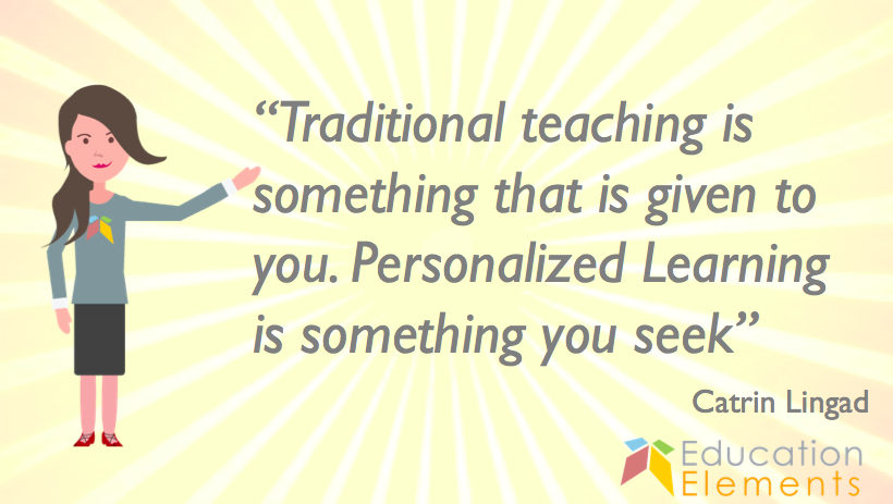 Wiki Quotes Personalized Learning