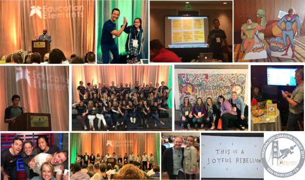 Reflections on our Epic Personalized Learning Summit